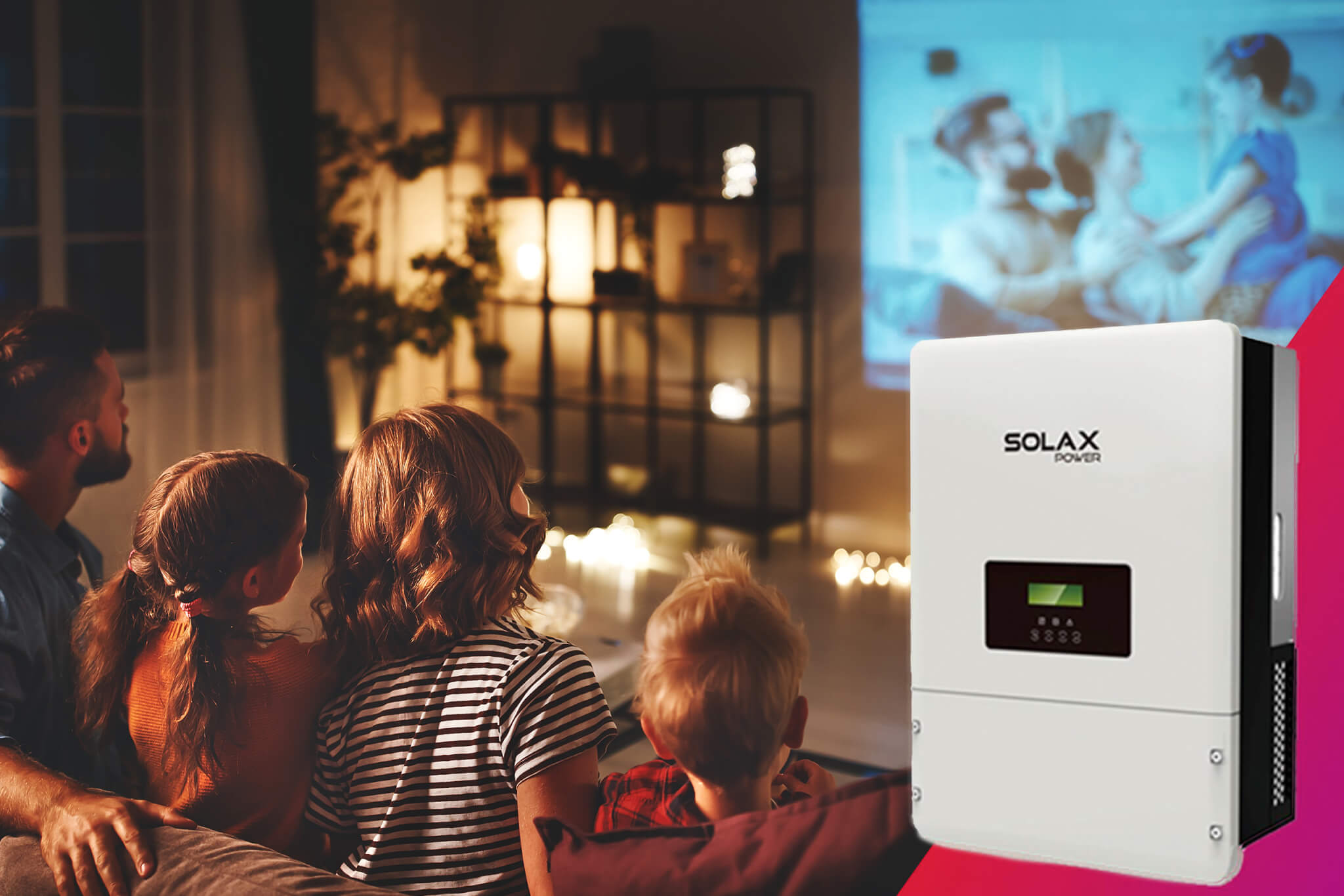 Solax Triple Power – solcellsbatteri